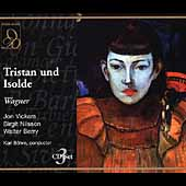 Wagner: Tristan und Isolde / B&ouml;hm, Vickers, Berry, et al