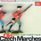 Old Czech Marches - Kmoch, et al / Neumann, Czech PO