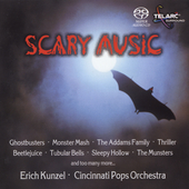 Erich Kunzel (Conductor): Scary Music