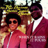 Rev. F.C. Barnes: When It Rains It Pours