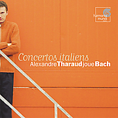 Bach: Concertos Italiens / Alexandre Tharaud