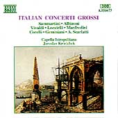 Italian Concerti Grossi / Krchek, Capella Istropolitana