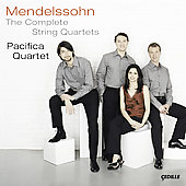 Mendelssohn: Complete String Quartets / Pacifica Quartet