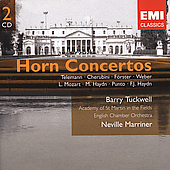 Gemini - Horn Concertos / Tuckwell, Marriner, et al