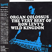 Ron Levy: Organ Colossus: The Very Best of RLWK