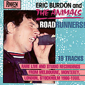 Eric Burdon & the Animals: Roadrunners (Rarities Compilation)