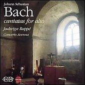 Bach: Cantatas for Alto / Rappe, Mysinski, Concerto Avenna