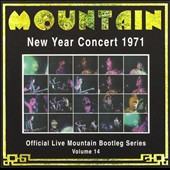 Mountain: Official Bootleg Series, Vol. 14: New Year Concert 1971