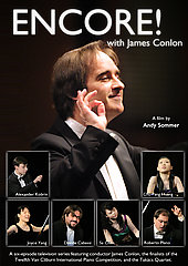 Encore. James Conlon [DVD]