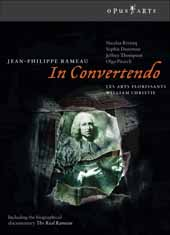 Jean-Philippe Rameau In Convertendo / William Christie/Orchestra and Chorus of Les Arts Florisants [DVD]