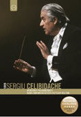 Sergiu Celibidache With The Munchner Philharmonkier [5 DVD]