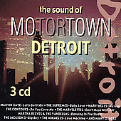 Various Artists: The Sound of Motortown Detroit