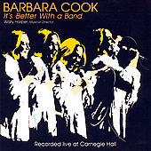 Barbara Cook (pop vcl): It's Better with a Band