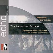 Echo - Geminiani: The Inchanted Forrest / Ryo Terakado, et al