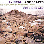 Lyrical Landscapes - Holmboe, Franck, etc / Moldrup