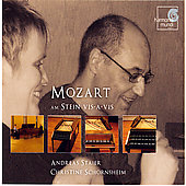 Mozart - Am Stein Vis-a-Vis / Andreas Staier