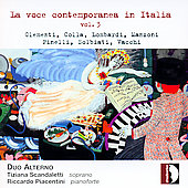 La voce contemporanea in Italia Vol 3 - Solbiati, etc