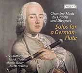 Solos for a German Flute - Handel, Dieupart / Theuns, Les Buffardins