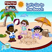 Fisher-Price: Little People: Let's Go to the Beach
