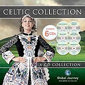 Various Artists: Celtic Collection [Global Journey] [Box]