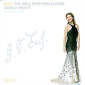 Bach: The Well-Tempered Clavier / Angela Hewitt