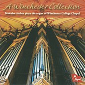 A Winchester Collection / Malcolm Archer