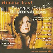 Baroque Cello Illuminations / Angela East