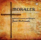 Morales: Mass / Paul McCreesh, Gabrieli Consort