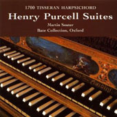 Henry Purcell Suites / Martin Souter