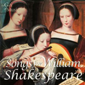 Songs for William Shakespeare / Sara Stowe