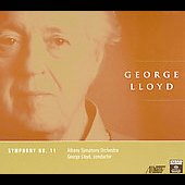 Lloyd: Symphony no 11 / George Lloyd, Albany SO
