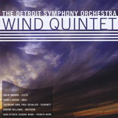 The Detroit Symphony Orchestra Wind Quintet 1977-2007