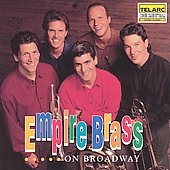 Empire Brass: Empire Brass on Broadway