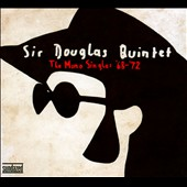 The Sir Douglas Quintet: The  Mono Singles '68-'72 [Digipak] *