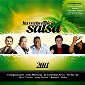 Various Artists: Los Mejores de LA Salsa 2011