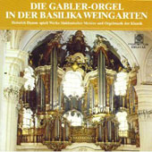 German Classical Organ Music / Heinrich Hamm