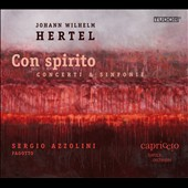 Johann Wilhelm Hertel: Con Spirito