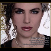 German Baroque Songs / Annette Dasch, soprano