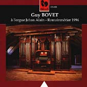 Guy Bovet à l'orgue Jehan Alain - Romainmôtier 1994