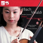 Bach, Vivaldi: Violin Concertos / Midori, violin - Zukerman/St. Paul CO