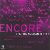 Phil Norman Tentet/Phil Norman: Encore *