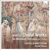 Janacek & Dvorak: Moravian Choruses & Duets
