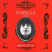 Prima Voce - Rosa Ponselle Vol 3