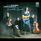 Schubert: String Quartets D.87 & D.887 / Quarteto Casals