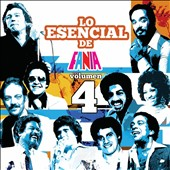 Various Artists: Lo Esencial De Fania, Vol. 4