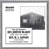 Rev. Johnny Blakey/Rev. M.L. Gipson: Complete Recorded Works 1927-1929