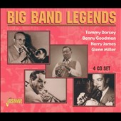Tommy Dorsey (Trombone): Big Band Legends [Jasmine] [Box]