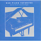 Duo Piano Favorites / Jeannine Morrison, Joanne Rogers