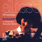 Schubert: Adagio D 612, Waltzes D 924, etc / Wirssaladze