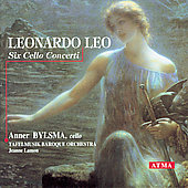 Leo: Six Cello Concerti / Bylsma, Lamon, Tafelmusik